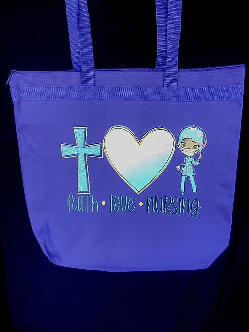 Nurse- Faith, Love, Nursing