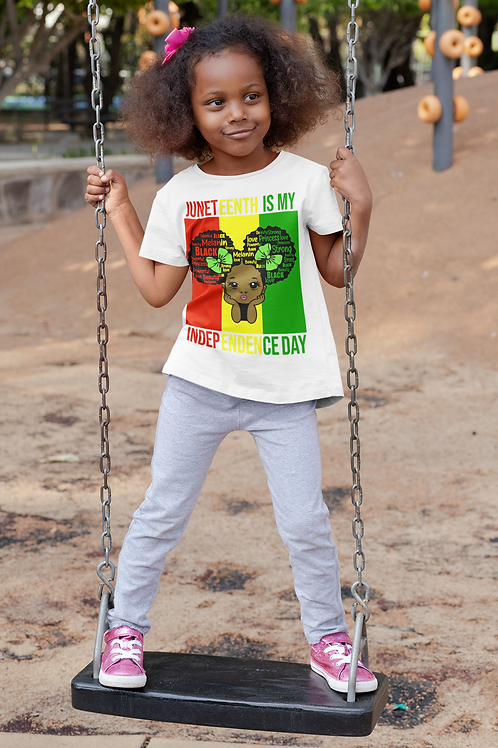 Youth Juneteenth is my Independence Day