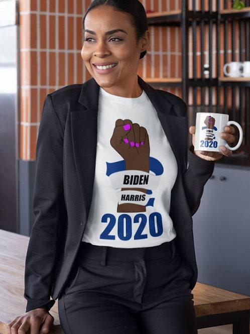 Biden Harris Fist 2020