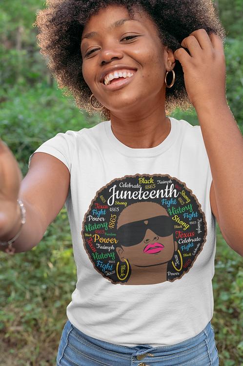 Juneteenth Afro