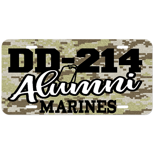 DD214 Camouflage