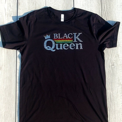 Black Queen Rhinestone