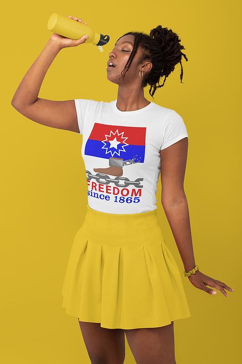 Freedom since 1865