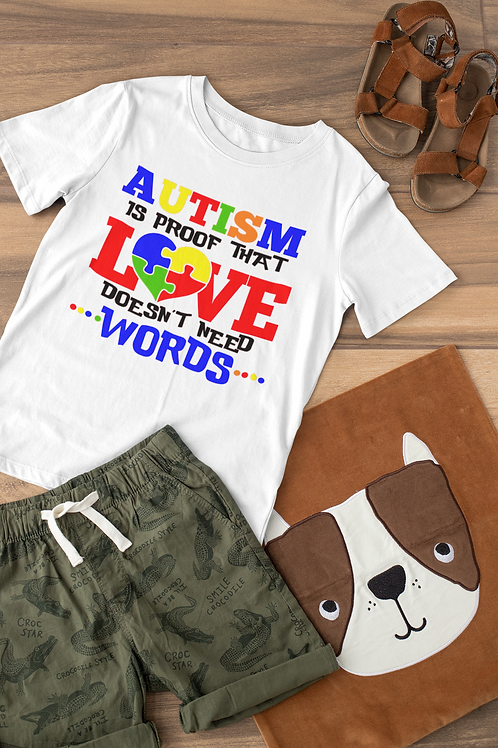 Autism is Proof