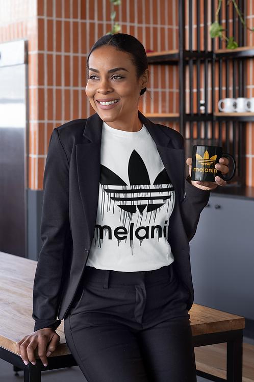 Melanin Dripping Tshirt