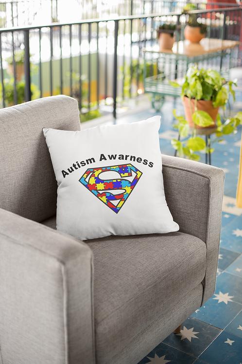 Autism Awareness Pillow