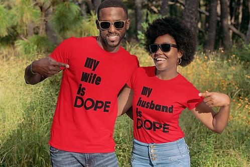 My Husband/Wife is Dope