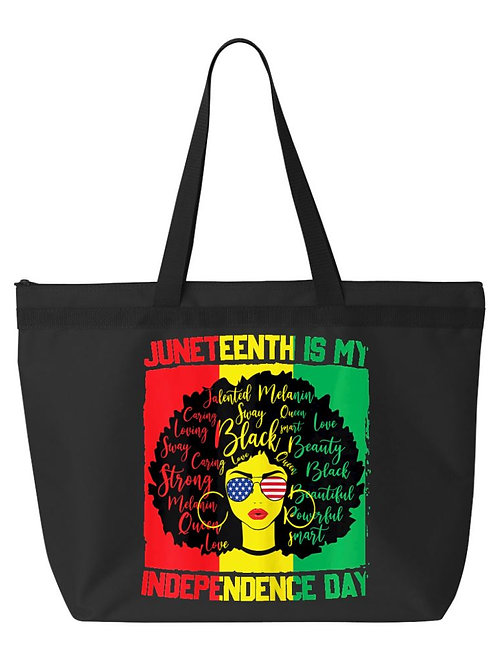 Juneteenth Is My Tote