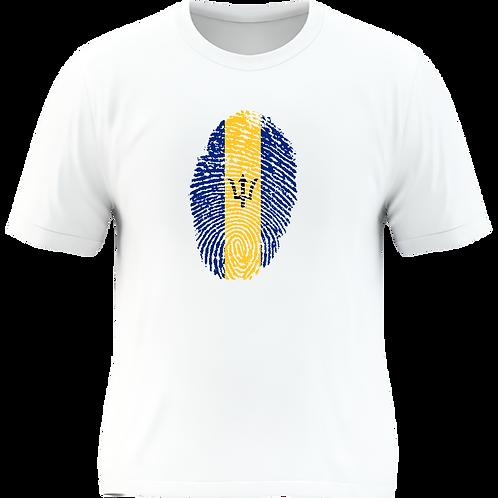 Men's Caribbean Thumbprint Tshirt