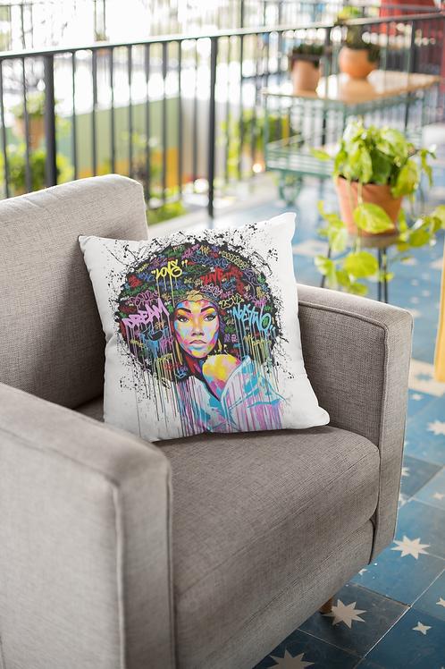 Dream Afro Pillow
