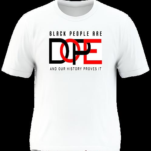 Black People Are Dope
