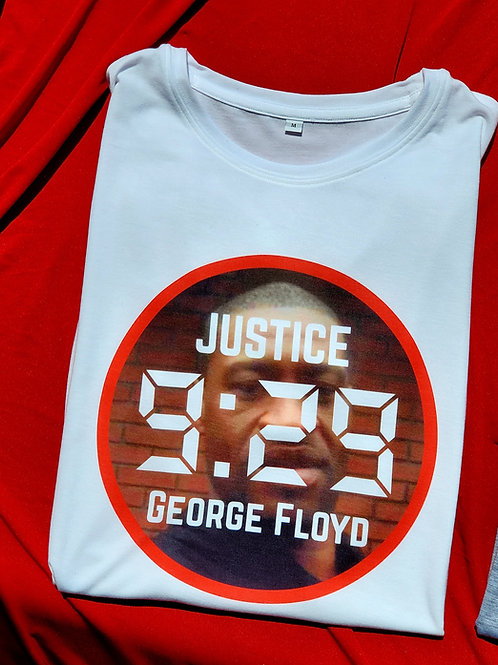 Face of George Floyd  9:29