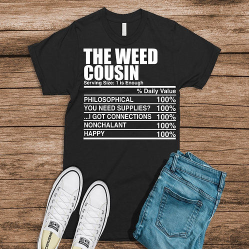 The Weed Cousin