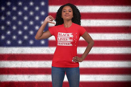 Black Lives Matter Distressed