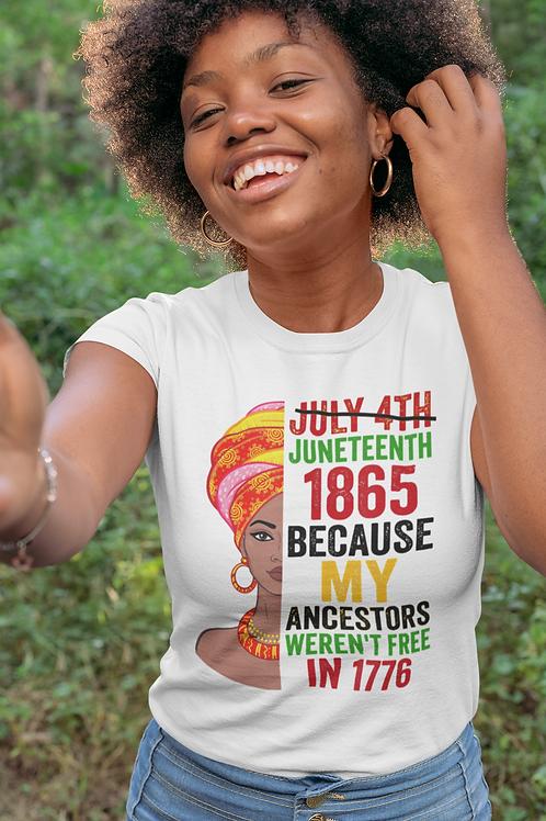 Juneteenth 1865 Because My .....