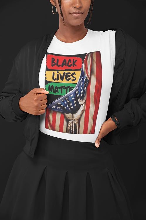 Black Lives Matter Flag