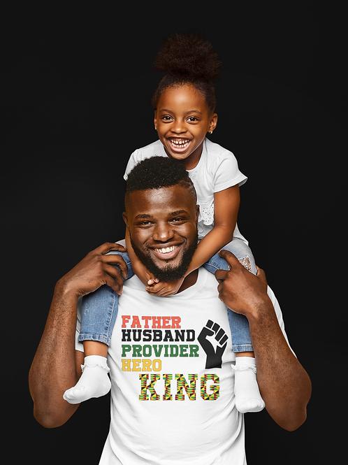 Father Husband Hero King