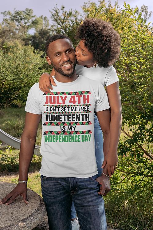 July 4 Didn't Set Me Free