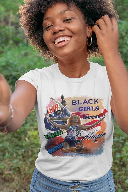 Black Girls Been Magic