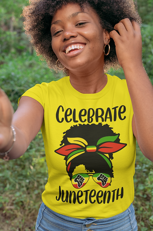 Afro Celebrate Juneteenth
