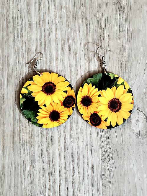 Sunflower 🌻 Earrings