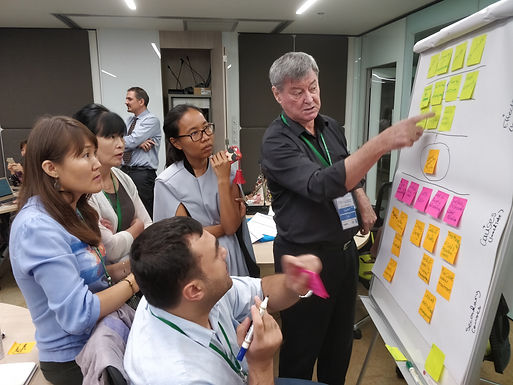 Empowering Developing Countries to Gain Access to Climate Finance through Capacity Building