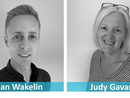 Promotions for Dan Wakelin & Judy Gavan