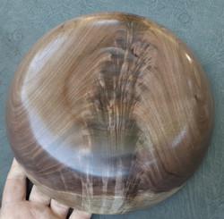 Walnut with feather bottom