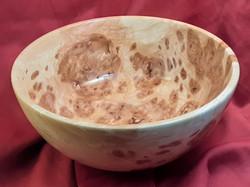 Ash Burl Bowl - Large
