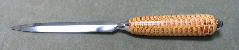 Corn Cob Letter Opener