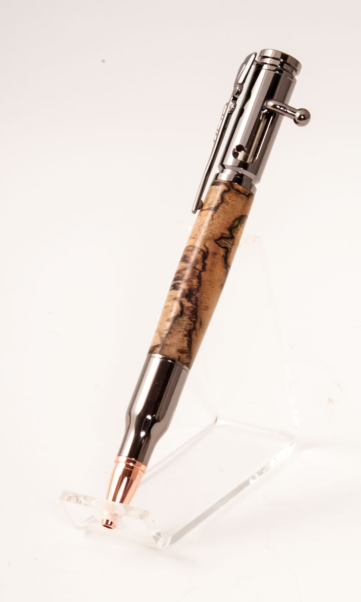 Bolt Action 30 Caliber Pen