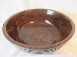 """8"""" Black Walnut Bowl"""