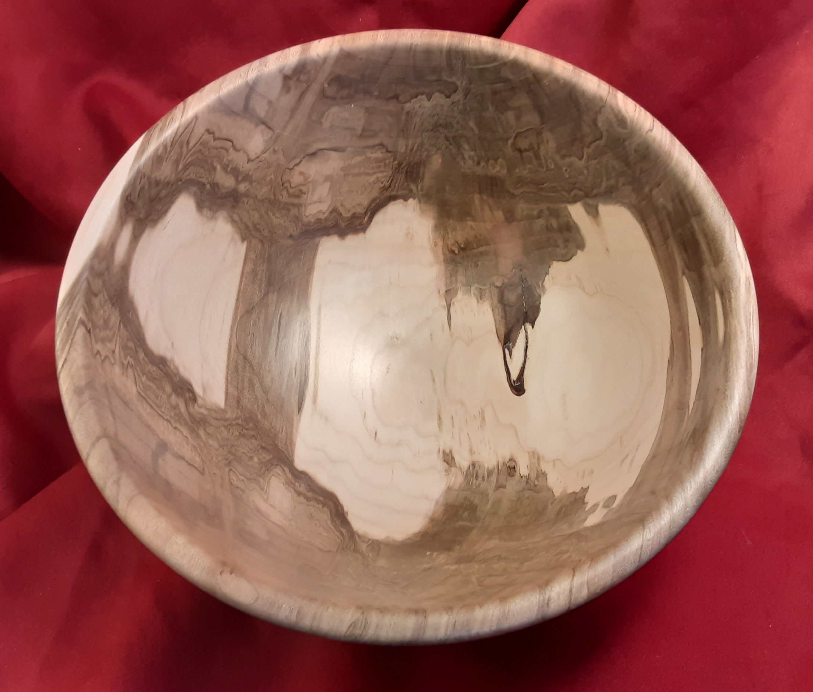 Amur Maple Bowl