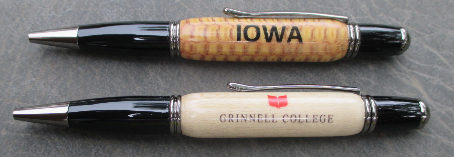 Cob and Sycamore Gatsby Pens