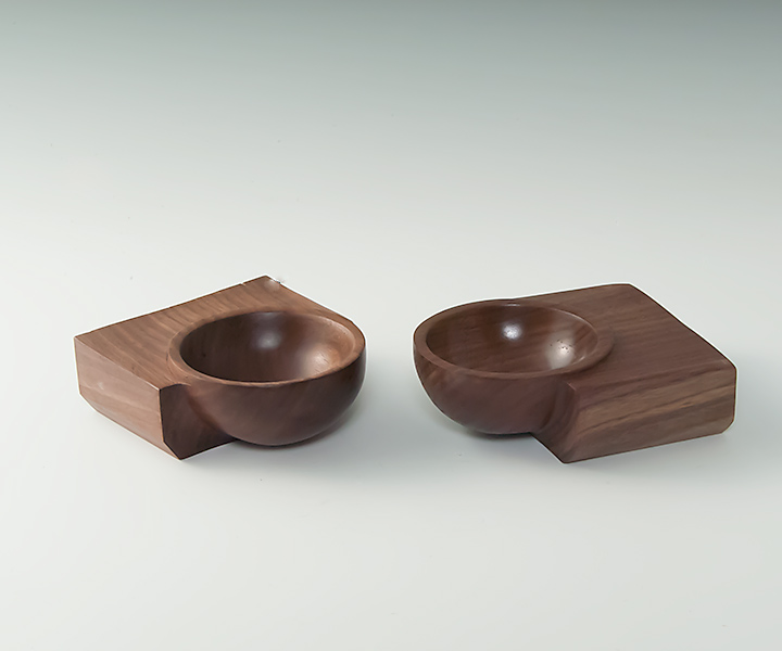 Emerging Walnut Bowls