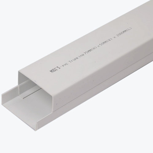 TRUNKING 75mm x 50mm