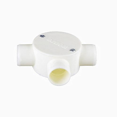 AP25N3 Acc Pipe 3 Way Normal  25mm