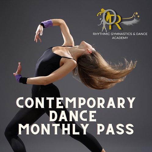 Contemporary dance For Rhythmic level 7-9