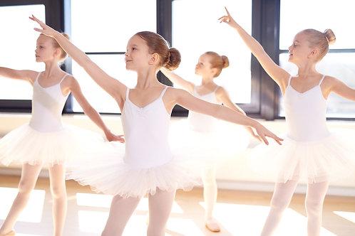Ballet For Rhythmic level 3-4