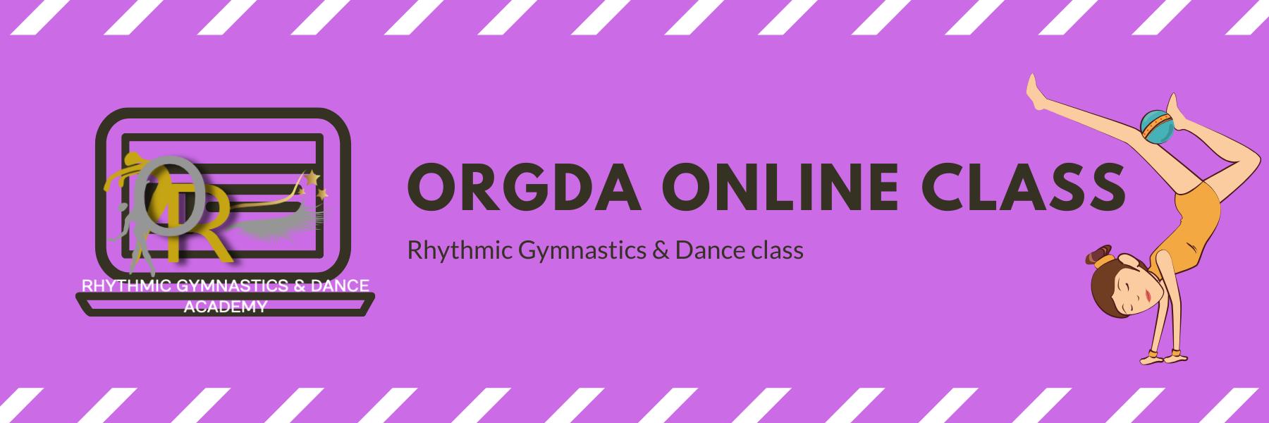 Trial Online Rhythmic & Dance class