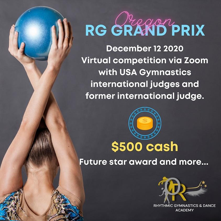 2020 Oregon RG Grand Prix