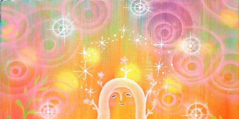 【7/7】エネルギー調整法「胎魂びらき」&むすび七夕ランチ