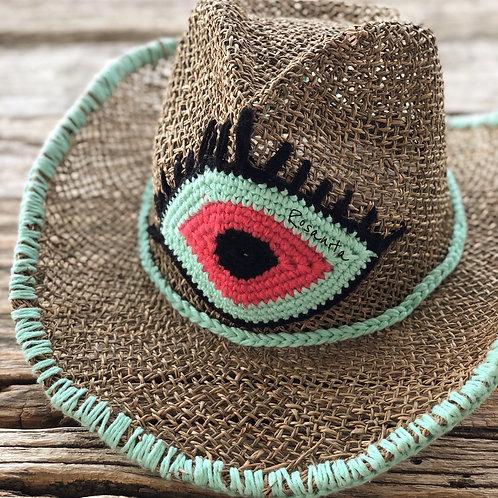 Chapeau Lucky Eye