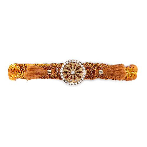 BRACELET MIMI ORANGE HIPANEMA