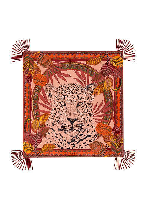 FOULARD JAGUAR  BLUSH HIPANEMA