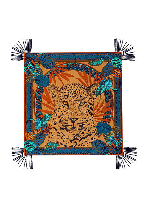 FOULARD JAGUAR NAVY HIPANEMA