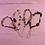 Thumbnail: BIJOU FETICHE pour portable ROSE ELEPHANT