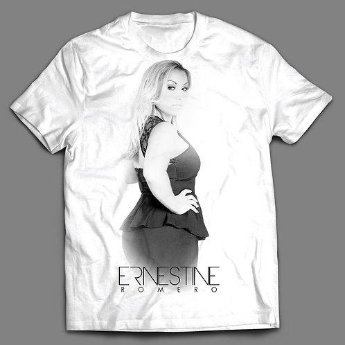 Ernestine Romero White T-Shirt