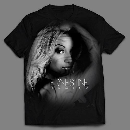 Ernestine Romero Black T-Shirt