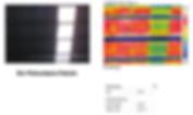 estudio termografico sin  poliuretano falcon